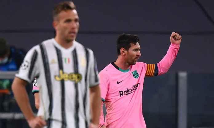 Barcelona Ledek Juventus & Ronaldo Di Media Sosial Usai Menang Tadi Malam