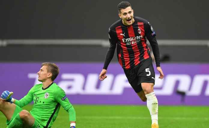 Dimainkan Jadi Bek Kiri Di AC Milan, Diogo Dalot : Kanan Atau Kiri, Nggak Masalah!