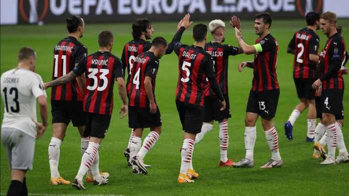 AC Milan Punya Banyak Pemain Berkualitas, Stefano Pioli Bingung Pilih Starting XI