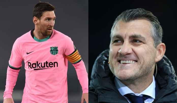 Christian Vieri Bakal Berhenti Tonton Sepak Bola Jika Lionel Messi Pensiun