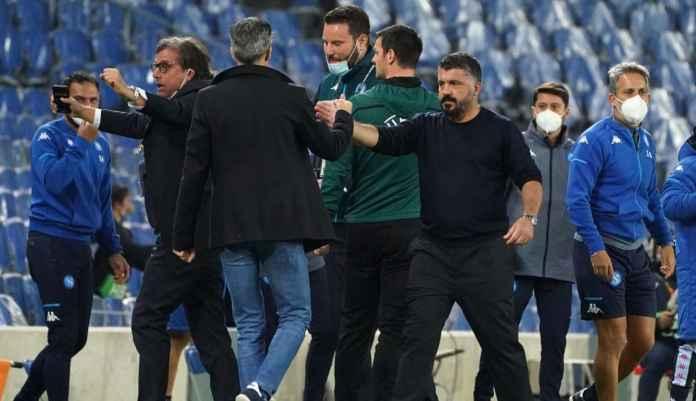 Permalukan Pemuncak Liga Spanyol, Gennaro Gattuso : Napoli Masih Bisa Lebih Baik!