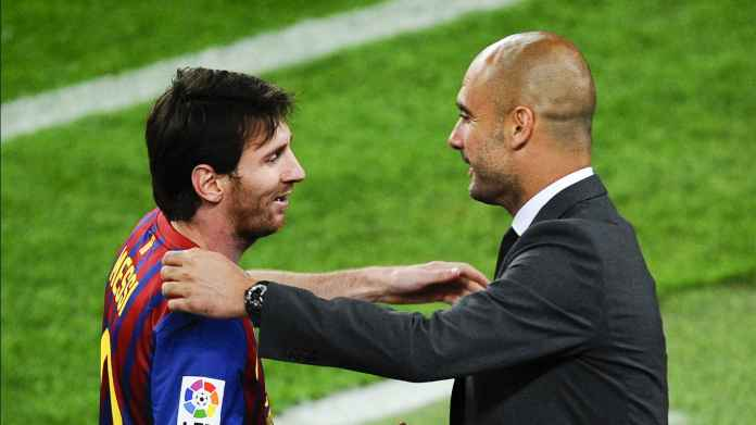 Kandidat Presiden Barcelona Ingin Pulangkan Guardiola Demi Messi Bertahan
