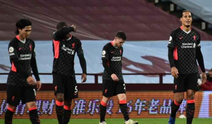 Rapor Barisan Bek Liverpool 5,1 Trilyun, Kalah 7-2 Lawan Tim Degradasi