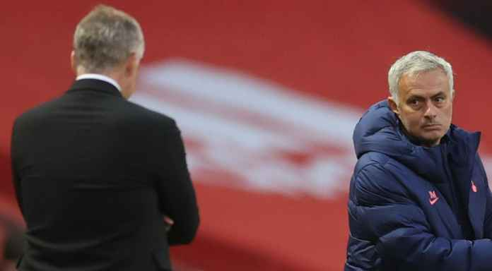 Tottenham Hotspur kalahkan Manchester United