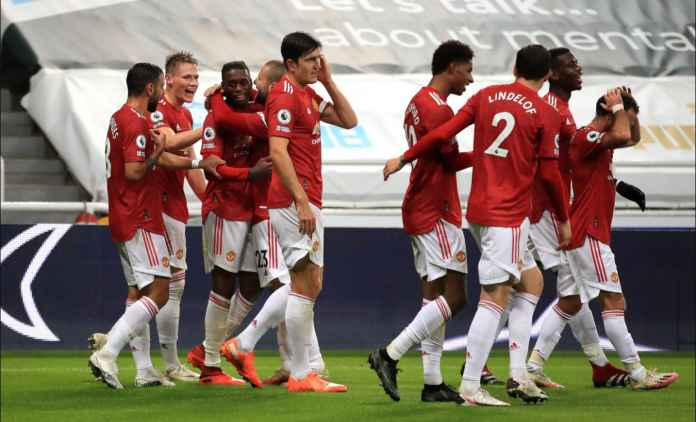 Tim Terbaik Premier League Pekan Ini, Manchester United Jagoannya!