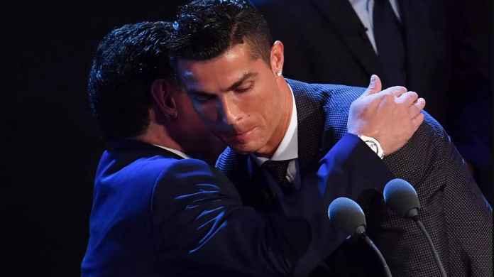 Diego Maradona Ulang Tahun, Cristiano Ronaldo : Anda Terbaik No 1, Setelah Aku!