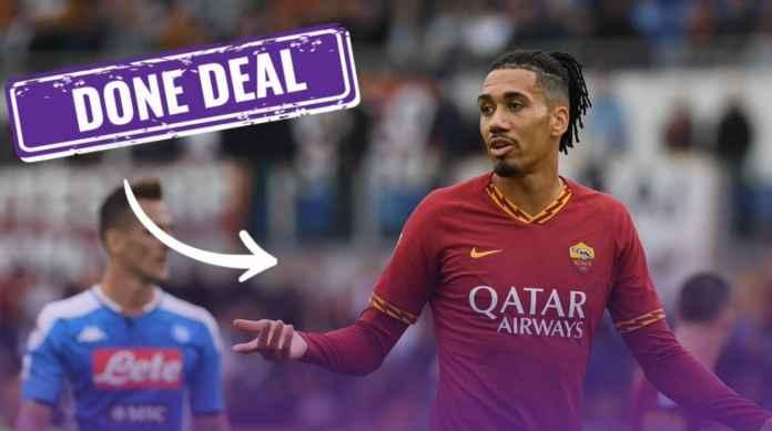 RESMI! Chris Smalling Tuntaskan Transfer Ke AS Roma, Diprotes Fans Man Utd