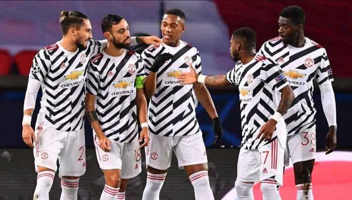 Bungkam PSG, Manchester United Bukukan Rekor Kemenangan Tandang Bersejarah!