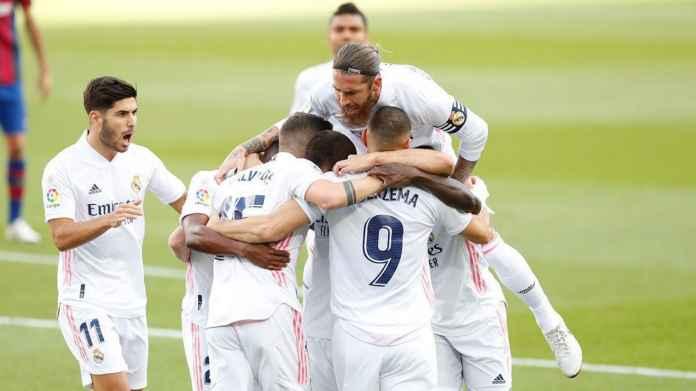 Rapor Pemain Madrid vs Huesca: Menang 4-1, Los Blancos Rebut Puncak Klasemen