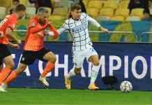 Hasil Shakhtar Donetsk vs Inter Milan, Pembunuh Real Madrid Puncaki Grup