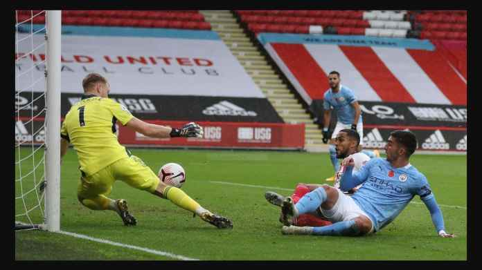 Hasil Sheffield vs Man City: Luar Biasa Dominan Tapi Hanya 1 Gol