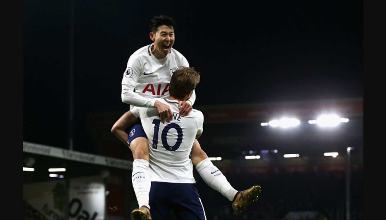 Tottenham Menang Dari Satu-satunya Shot On Target! Son