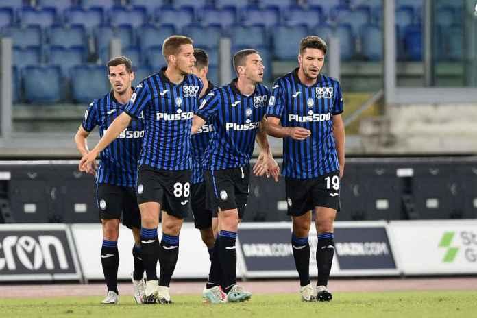 Sukses Lumat Lazio, Atalanta Pilih Merendah Soal Scudetto