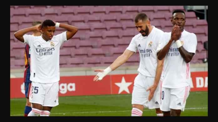 Demi kejayaan Real Madrid, Benzema dan Vinicius mengalami konflik