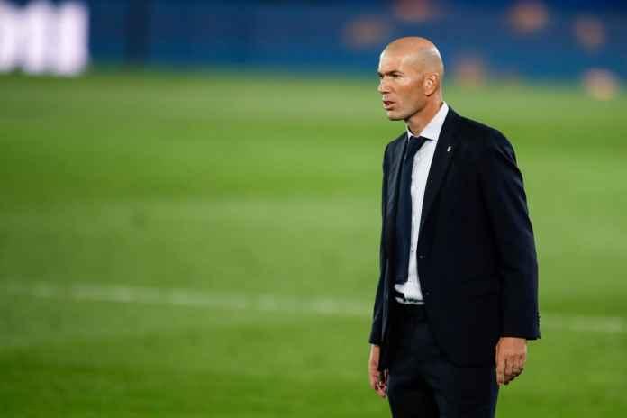 Vinicius Junior Puji Zinedine Zidane di Laga Valladolid