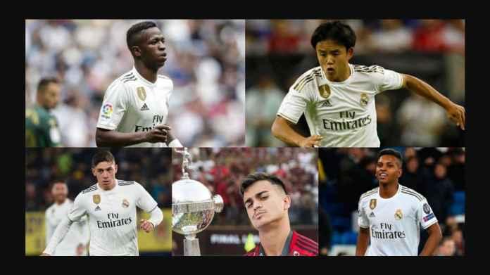 12 Pemain Muda Real Madrid Incaran Raksasa Eropa, 4 Terlanjur Lepas