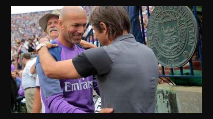 Tugas Real Madrid dan Inter Dipermudah oleh Dua Klub Gagal Move On