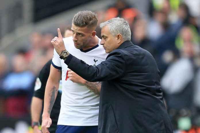 Alderweireld Ingatkan Pemain Spurs Soal Dilatih Mourinho
