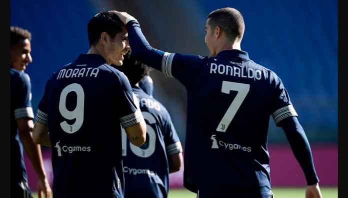 Prediksi Juventus vs Ferencvaros di Liga Champions: Rebutan Gol Ronaldo dan Alvaro Morata