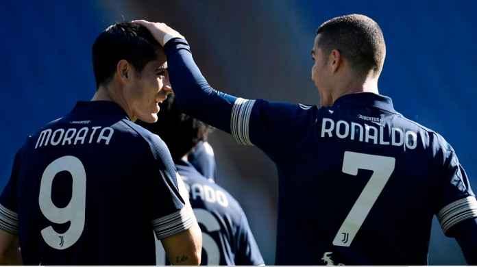 Hasil Liga Italia: Begitu penghemat Ronaldo diganti, Juventus kalah dari Lazio