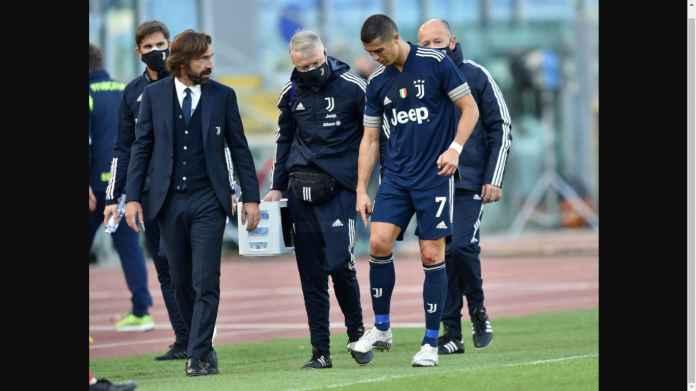 Ronaldo Cedera Pergelangan Kaki, Perancis dan Kroasia Diam-diam Bersorak