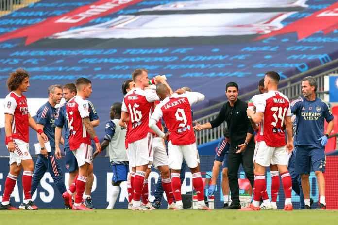 Arsenal Bukan Tim Sembarangan di Inggris