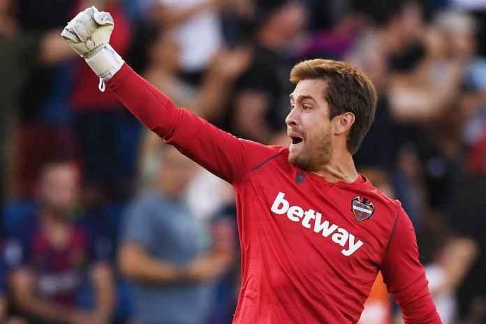 Arsenal Hampir Dapatkan Kiper Asal Spanyol