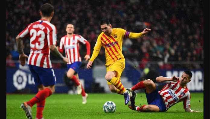 Prediksi Atletico Madrid vs Barcelona, Catatan Gol dan Pertahanan Rojiblancos Menakutkan