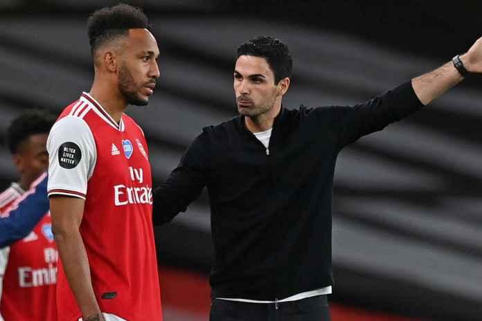 Aubameyang Sebut Arteta Lagi Perbaiki Masalah di Arsenal