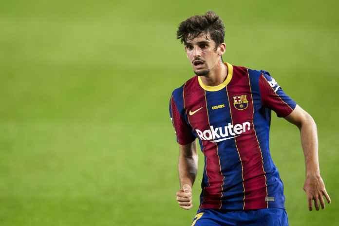 Barcelona Dapat Jaminan Soal Francisco Trincao