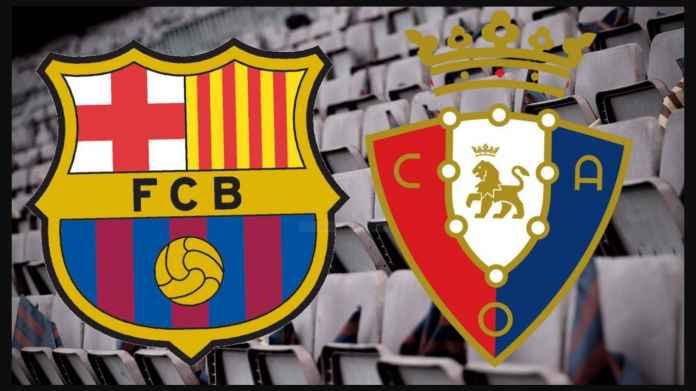 Prediksi Barcelona vs Osasuna, Liga Spanyol 29 November 2020