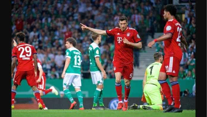 Prediksi Bayern Munchen vs Werder Bremen, Menang Pasti Tapi Bukan Hujan Gol