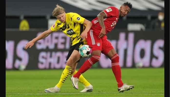 Dortmund Vs Bayern Munchen Sama Sama Lengah 4 Menit Sekitar Break