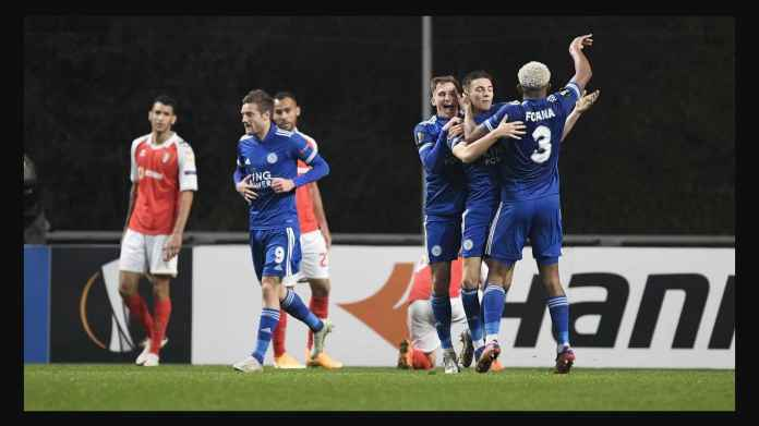 Hasil Liga Europa Paling Gila: Braga vs Leicester 3-3, Tiga Kali Tertinggal, Tiga Kali Menyusul
