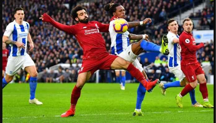 Prediksi Brighton vs Liverpool, Mo Salah Bisa Jadi Penentu Dengan 5 Gol dan 3 Assist
