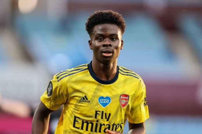 Bukayo Saka Diabaikan, Mikel Arteta Disentil Eks Arsenal