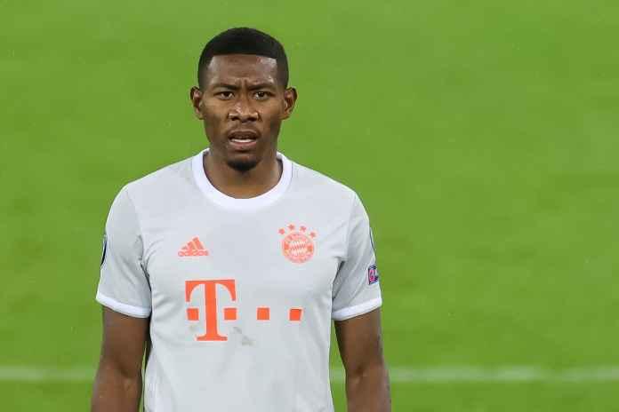 David Alaba Kesal Dengan Bayern Munchen