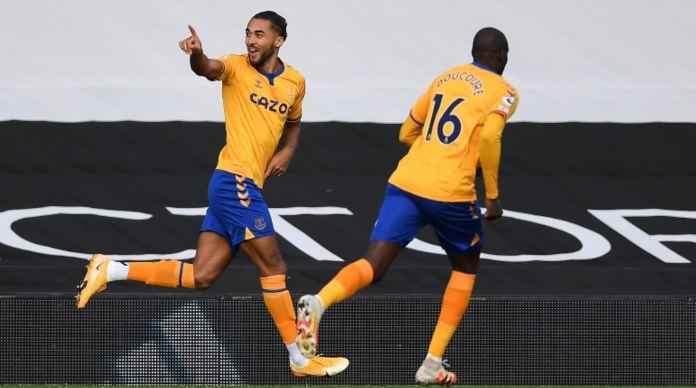 Gol 40 Detik Everton ke Gawang Fulham, Calvert-Lewin Top Skor Liga Inggris