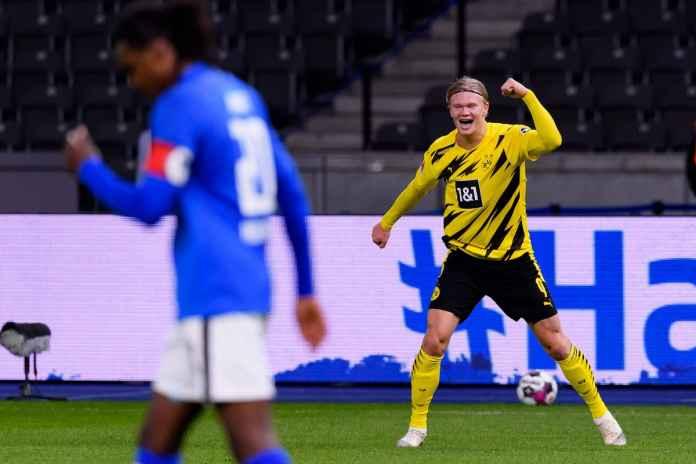 Erling Haaland akan kesulitan meninggalkan Dortmund