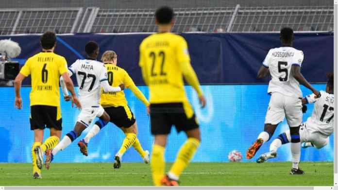 Erling Haaland Mencetak 15 Gol Tercepat di Liga Champions, Berapa Sekarang?
