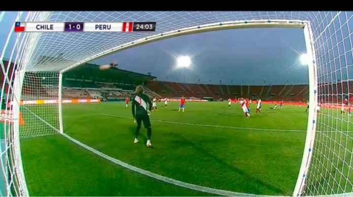 Hasil Chile vs Peru: Dua Gol Arturo Vidal Ini Bikin Barcelona Menyesal