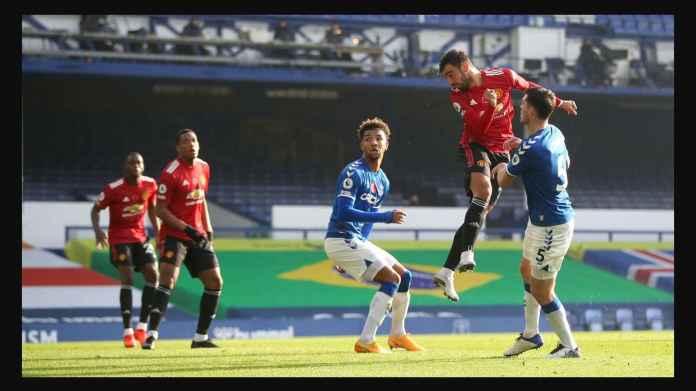 Everton 1-2 MU, Solskjaer Keras Kepala Tapi Setan Merah Unggul
