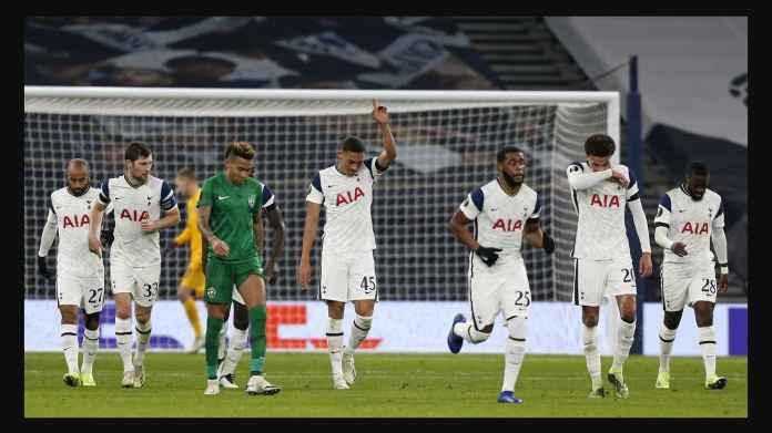 Hasil Liga Europa: Tottenham Menang 4-0, Dua Gol Pemain Brasil yang Diabaikan Napoli dan Benfica