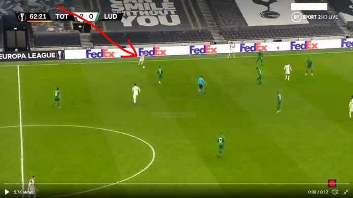 Pemain Tottenham Cetak Gol Paling Hebat Tadi Malam, Dicetak Secara Tidak Sengaja