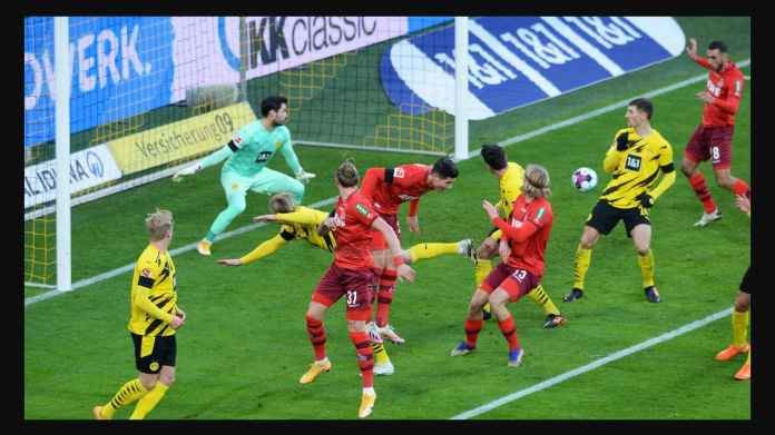 Hasil Liga Jerman: Jadon Sancho dan Erling Haaland Tak Berkutik Lawan Tim Degradasi