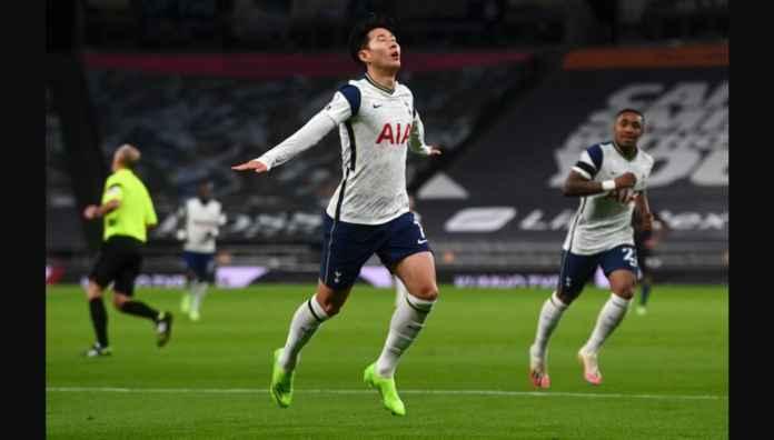 Hasil Liga Inggris: Dua Gol Tottenham Lewat Kolong Kiper Man City Ederson
