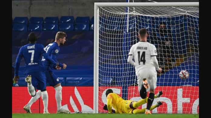 Hasil Liga Champions Chelsea Ungguli 10 Pemain Rennes Timo Werner 2 Gol
