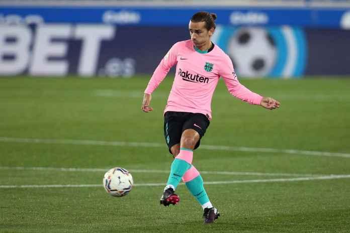 Griezmann Tak Suka Hasil Barcelona Kontra Alaves
