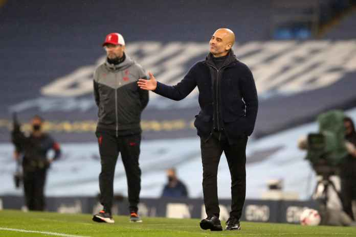 Guardiola Punya Kesamaan dengan Pelatih Muda Ini