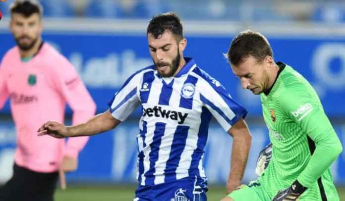 Hasil Alaves vs Barcelona - Hasil Liga Spanyol - Skor Akhir
